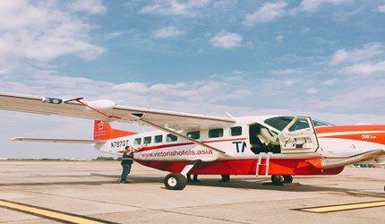 Hai Au Aviation welcomes the 4th aircraft