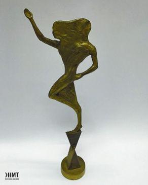 香港電影金像獎最佳女配角獎座底價$1,000