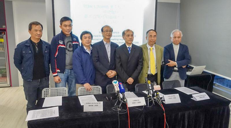 工程師學會會員促勿拖延召開會員大會討論撤回沙中綫安全聲明 前會長指核對簽名需時 | TMHK - Truth Media (Hong Kong)