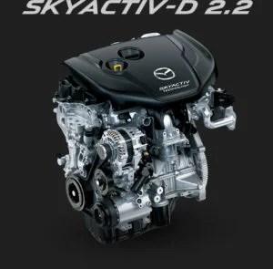 進化したSKYACTIV-D 2.2