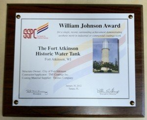 William Johnson Award