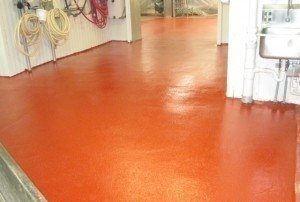 Floor Sloping Eliminates Concerns by TMI Coatings