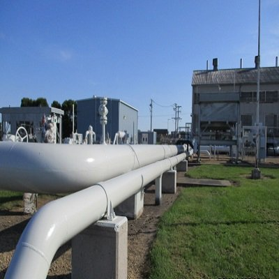 Northern Natural Gas pipes