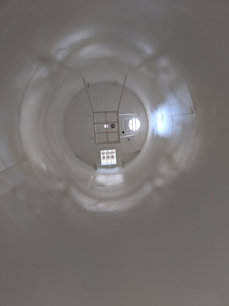 Photo of Silo Lining Project