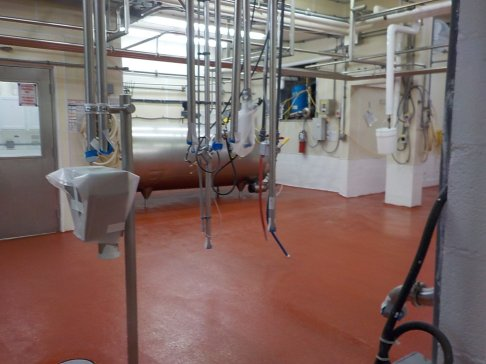 Photo of TMI Coatings Wisconsin Cheese Makers Association Complete Work