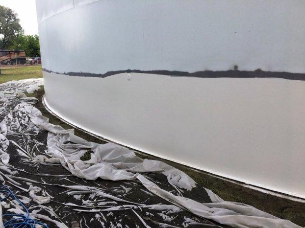TMI Coatings Steel Tank Restoration Painting