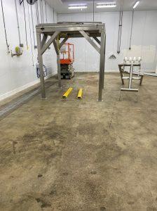 tmi coatings before installing coating system