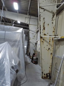 tmi coatings before restoration
