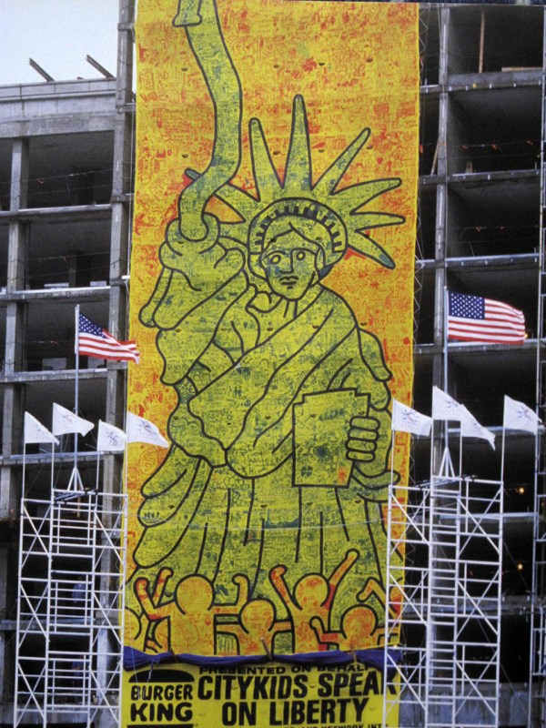 Keith Haring - Terri Maxfield Lipp