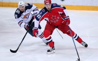 Maple Leafs in Talks With Russian Defenseman Igor Ozhiganov