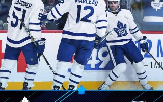 Game 21: Toronto Maple Leafs VS Montreal Canadiens
