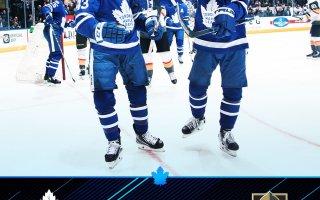 Game 16: Toronto Maple Leafs VS Vegas Golden Knights
