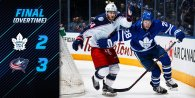 Game 44: Toronto Maple Leafs VS Columbus Blue Jackets