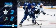 Game 42: Toronto Maple Leafs VS San Jose Sharks