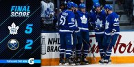 Game 80: Toronto Maple Leafs VS Buffalo Sabres