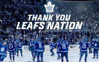 Toronto Maple Leafs [Locker Clean Out]