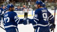 Pre-Season: Ottawa Senators @ Toronto Maple Leafs (Lucan, ON); Leafs WIN 4-1
