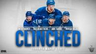 Game 79: Toronto Maple Leafs VS New York Islanders (W 2-1)