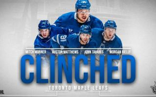 Game 79: Toronto Maple Leafs VS New York Islanders (W 2-1)