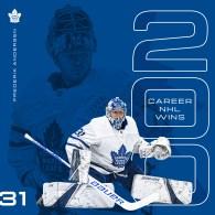 Game 34: Toronto Maple Leafs @ Edmonton Oilers (W 4-1)