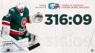 Maple Leafs interested in record-breaking KHL goalie Timur Bilyalov