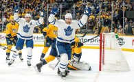 Game 50: Toronto Maple Leafs @ Nashville Predators (W 5-2)