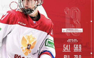 Maple Leafs Select Rodion Amirov 15th Overall