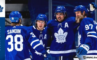 Game 50: Vancouver Canucks 1 – 4 Toronto Maple Leafs