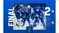 Game 44: Winnipeg Jets 5 – 2 Toronto Maple Leafs