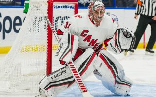Maple Leafs Sign Goaltender Petr Mrázek to Three-year Deal