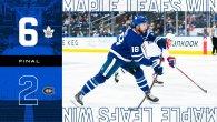 Pre-Season Game 5: Montreal Canadiens @ Toronto Maple Leafs