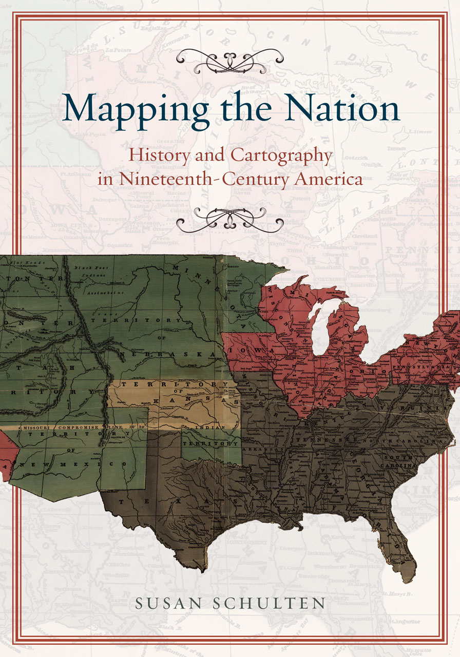 Mapping The Nation History And Cartography In Nineteenth Century