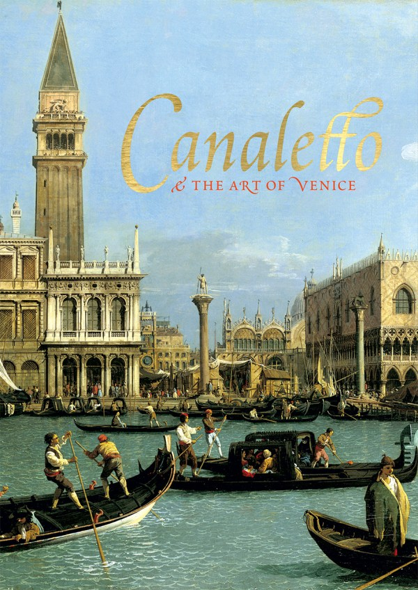 Canaletto And Art Of Venice Whitaker Razzall