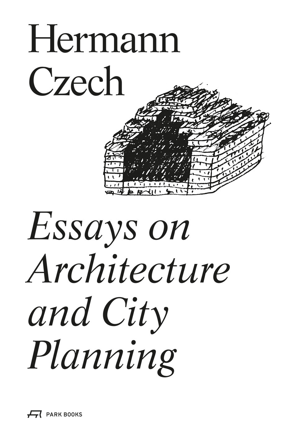 Essays on Architecture and City Planning, Czech, Feiersinger