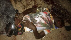 BREAKING: Two People Died During Cargo Car and aboboyaa Crash In Breman kokoso Central Region Ghana {Watch Photo} 3