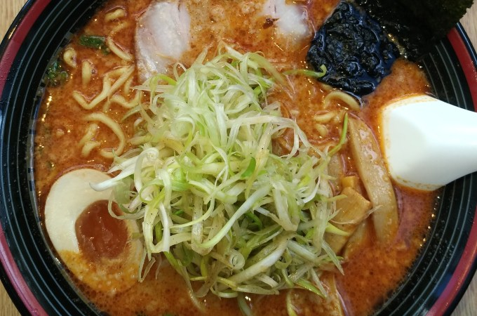 屯京拉麵 [忠孝敦化],來自東京池袋的中華風拉麵