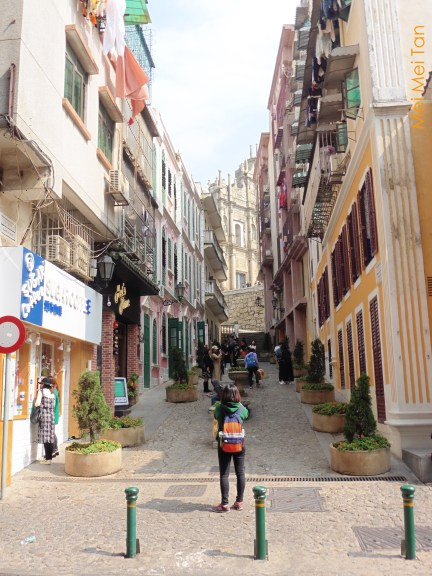 Travel-Macao-Historic Center of Macao-Travessa da Paixão-1-20180210