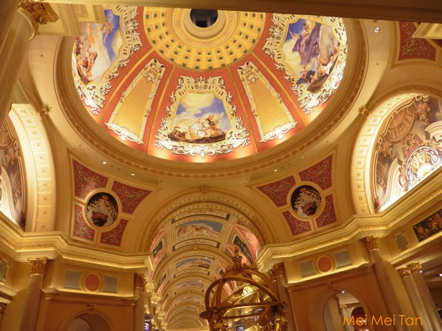 Travel-Macao-Venetian-Ceiling Fresco-20180210