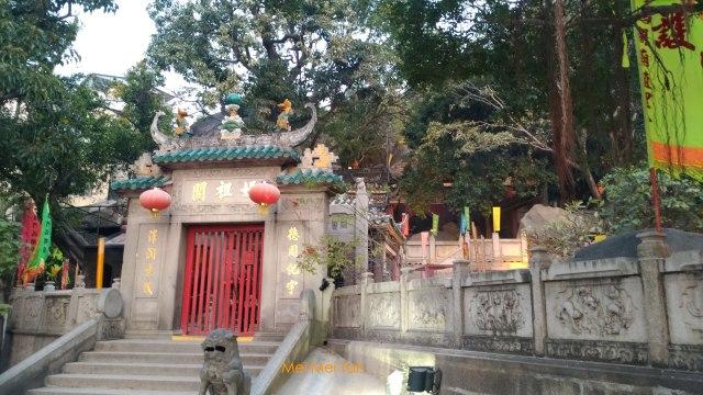 澳門媽閣廟附近景點 媽閣廟