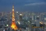 東京高樓夜景:推薦「最高」攝影點六本木之丘&稍弱但無料之東京都廳&Caretta汐留