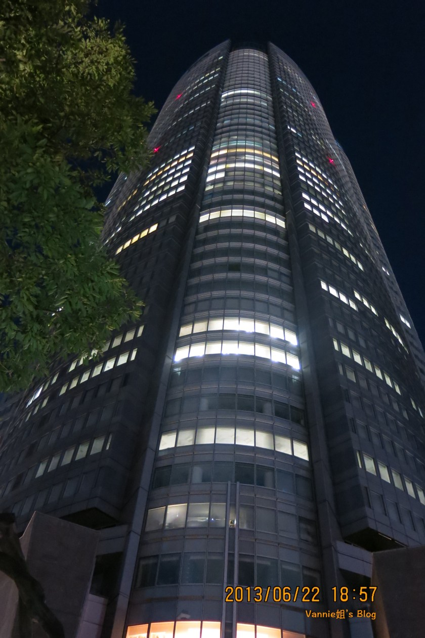 Tokyo Roppongi Hills_Mori Building
