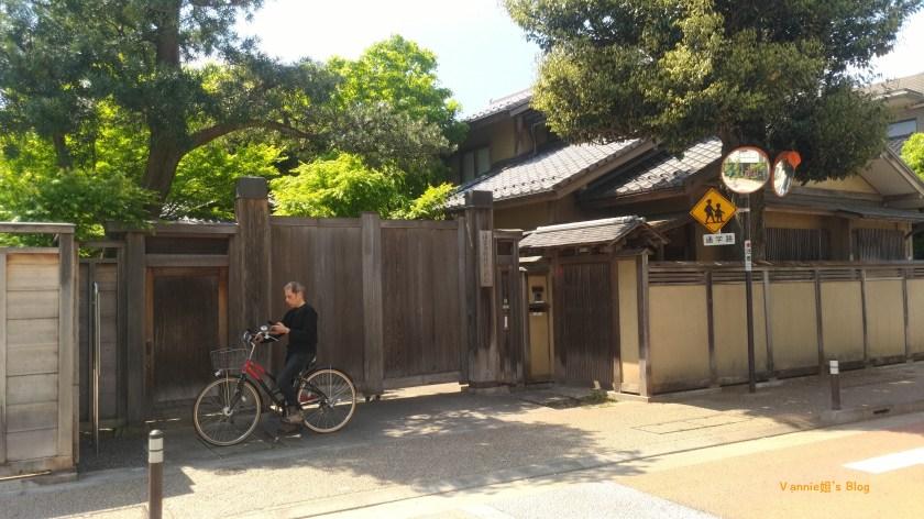 Tokyo Yanesen 舊安南楠雄邸庭園-1-20180419