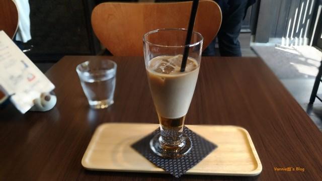 谷根千 地區 - 貓衛門咖啡 冰咖啡