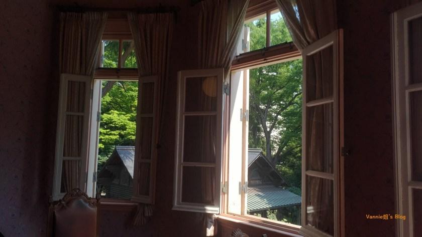 舊岩崎邸庭園 婦人會客室