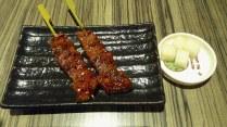 古記雞遼寧街本店醬燒串燒牛肉