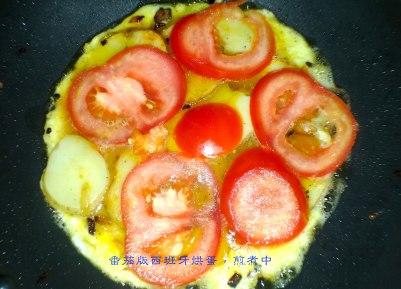 番茄版西班牙烘蛋步驟3