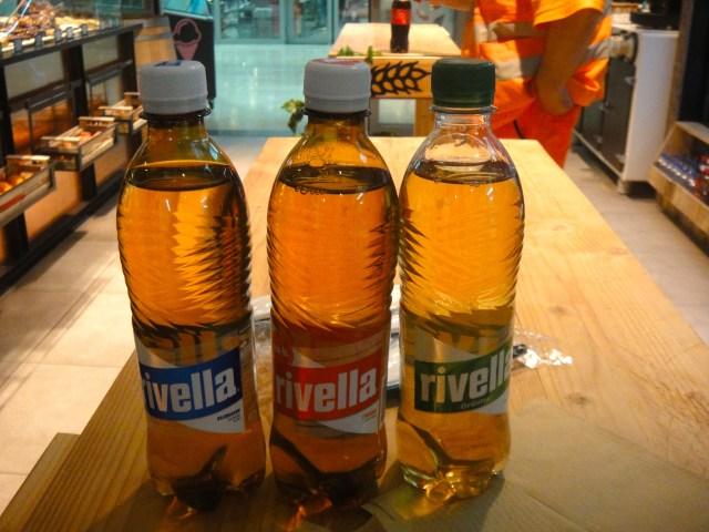 瑞士自由行 必做的事之一 嚐嚐看Rivella