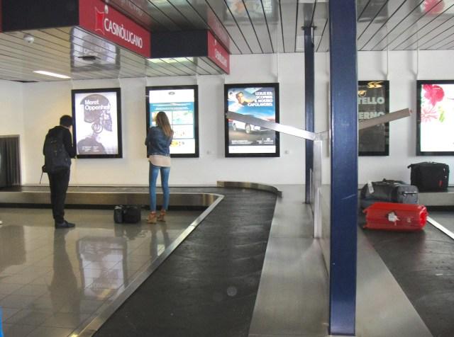 盧加諾機場