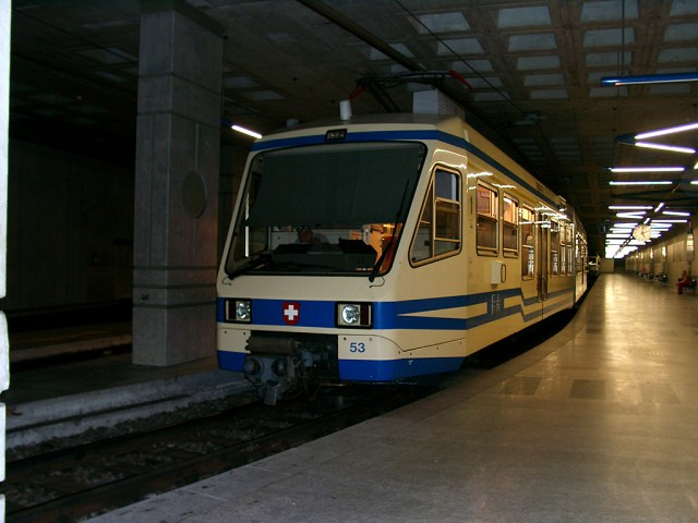 琴托瓦利 鐵路 瑞士羅加諾站