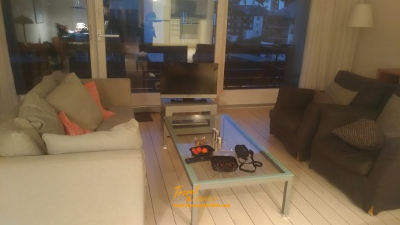 Haus Ascot 2 策馬特公寓 沙發